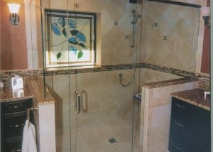 ADA Accessible Shower | Greaves Construction