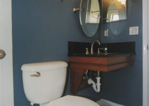ADA Compliant Bathroom | Greaves Construction