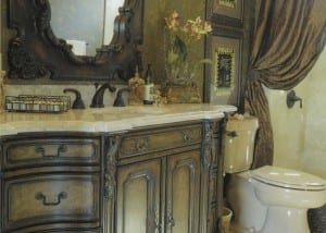 Custom Bathroom Remodeling | Greaves Construction