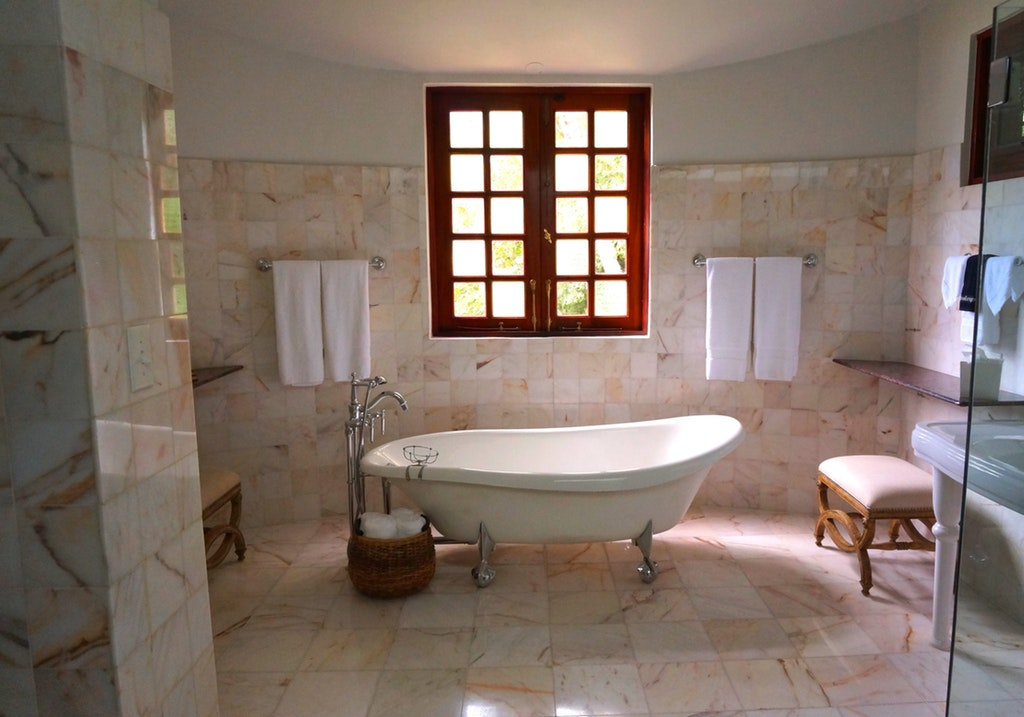 Custom Bathrooms | Tampa | Greaves Construction