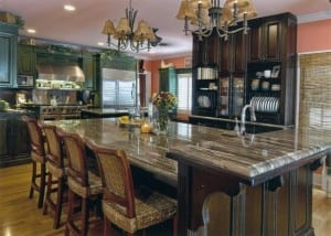 Custom Kitchen Designs | Greaves Construction