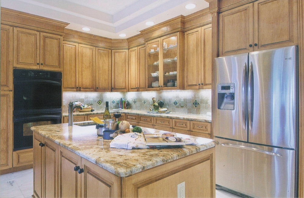 Kitchen remodeling company tampa greaves construction for Kitchen remodeling companies
