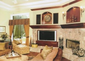 Renovate Living Room | Greaves Construction