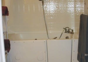 ADA Accessible Bathtub | Greaves Construction