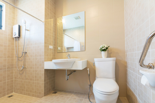 ADA Compliant Bathroom | Tampa | Greaves Construction