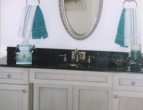ADA Lowered Bathroom Counters