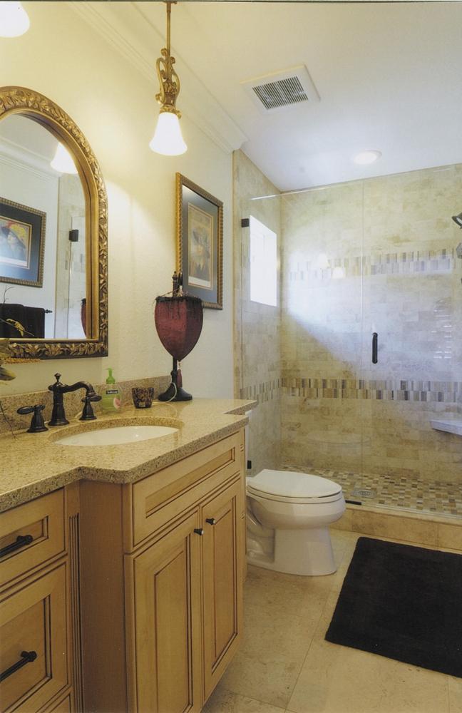 Bathroom Remodeler | Greaves Construction