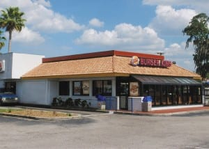 Burger King Remodeling | Greaves Construction