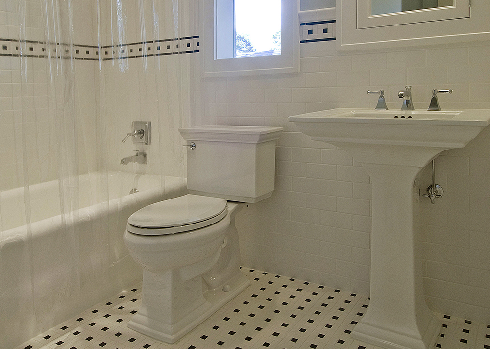Custom Bathroom Designs