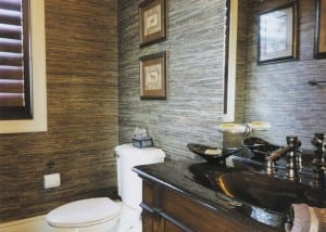 Custom Bathroom Fixtures | Greaves Construction