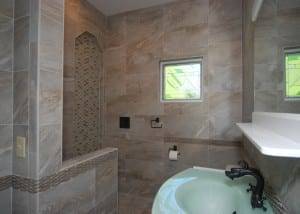 New Bathroom| Greaves Construction
