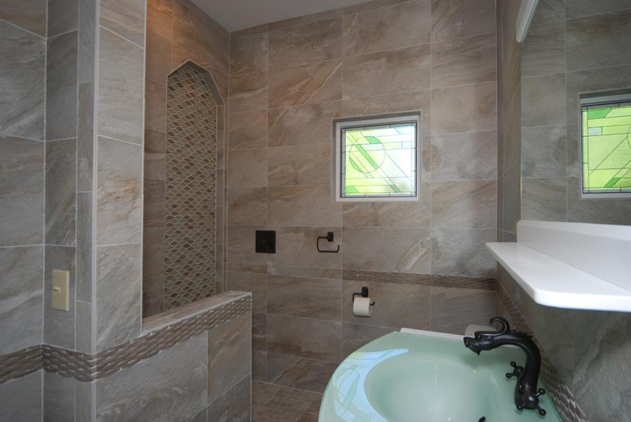 New Bathroom| Greaves Construction