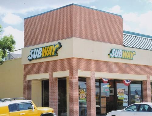 Subway Remodeling