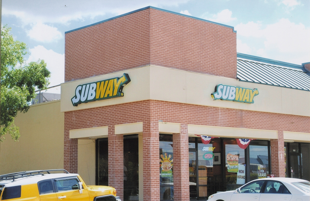 Subway Remodeling | Greaves Construction